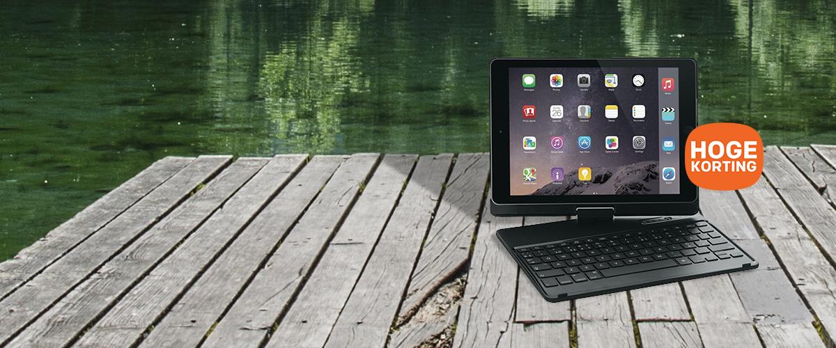 Targus VersaType Keyboard Case voor iPad Air 2