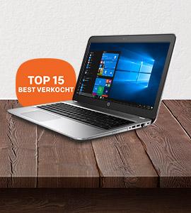 Best verkochte HP laptops