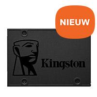 Kingston A400-serie SSD nu ook verkrijgbaar mét 960GB