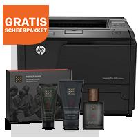 GRATIS Rituals pakket - bij HP LaserJet printers