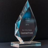 'Cisco Best Online Partner'