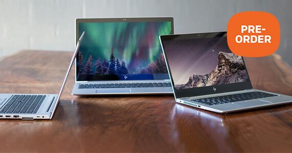 Nieuwe HP EliteBook 800 G5 serie voor zakelijke gebruikers