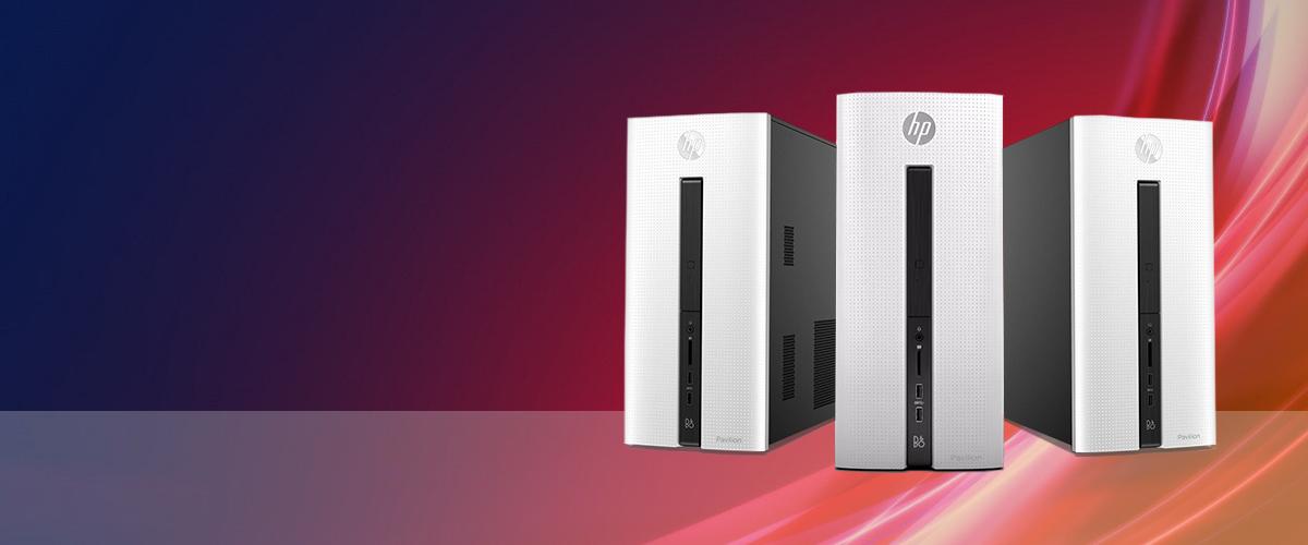 De nieuwe revolutionaire HP pavilion