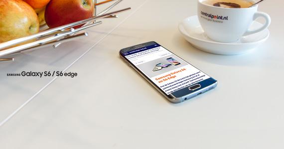Samsung Galaxy S6 en S6 Edge nu op voorraad