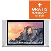 Apple MacBook Pro met GRATIS notebooksteun t.w.v. 45,-