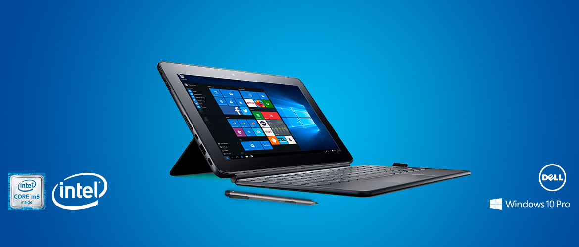 Dell 2-in-1 bundelactie