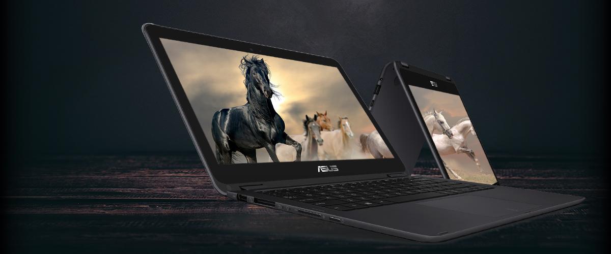 Nieuw: ASUS ZenBook Flip