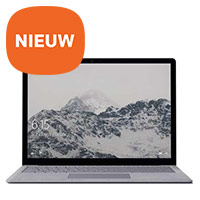 De nieuwe Surface Laptop