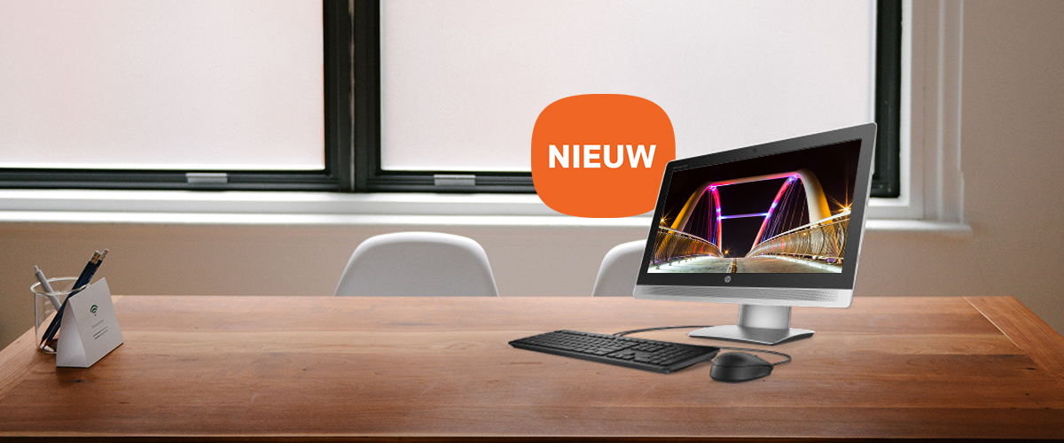 Stijlvolle HP All-in-One pc's