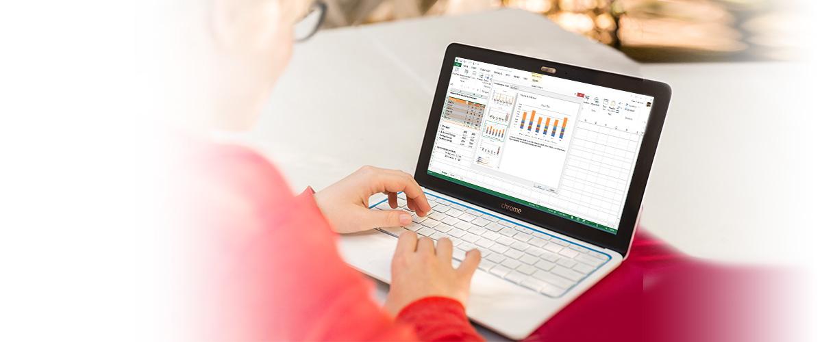 HP Chromebook biedt u een nieuwe ervaring
