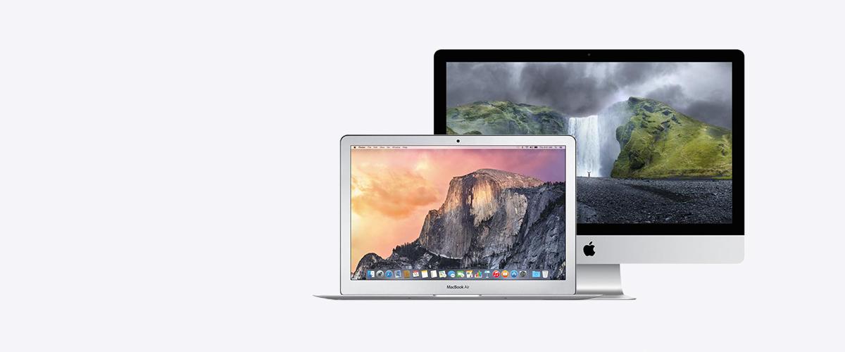 Bundelvoordeel op MacBook en iMac