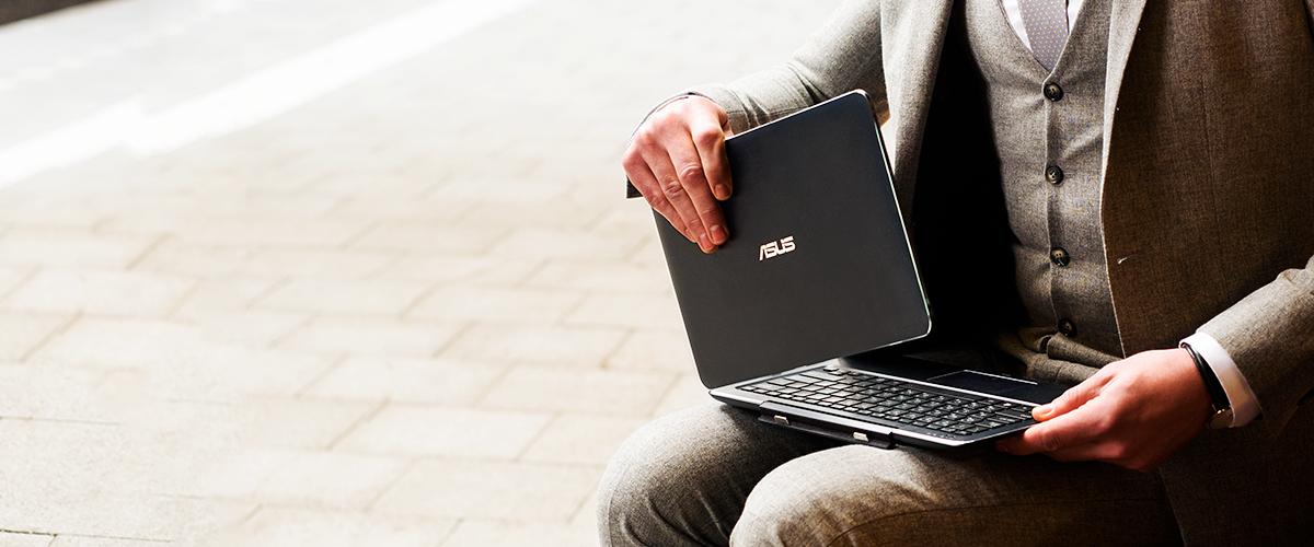Zakelijke notebooks van Asus