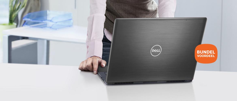 Koop nu uw Dell apparaat met bundelvoordeel