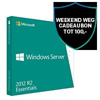 Windows Server 2012 R2 voor HPE of Dell
