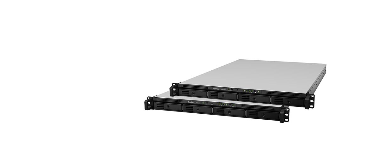 Compacte en schaalbare RS815 NAS-server