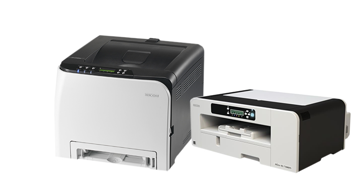 Exclusieve prijsverlaging op Ricoh printers