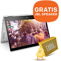 GRATIS JBL speaker t.w.v. 29,- bij notebooks en pc's