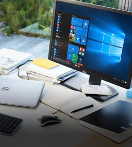 Dell EMC laptops en pc's