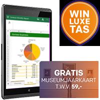 HP Tablets + GRATIS Museumjaarkaart