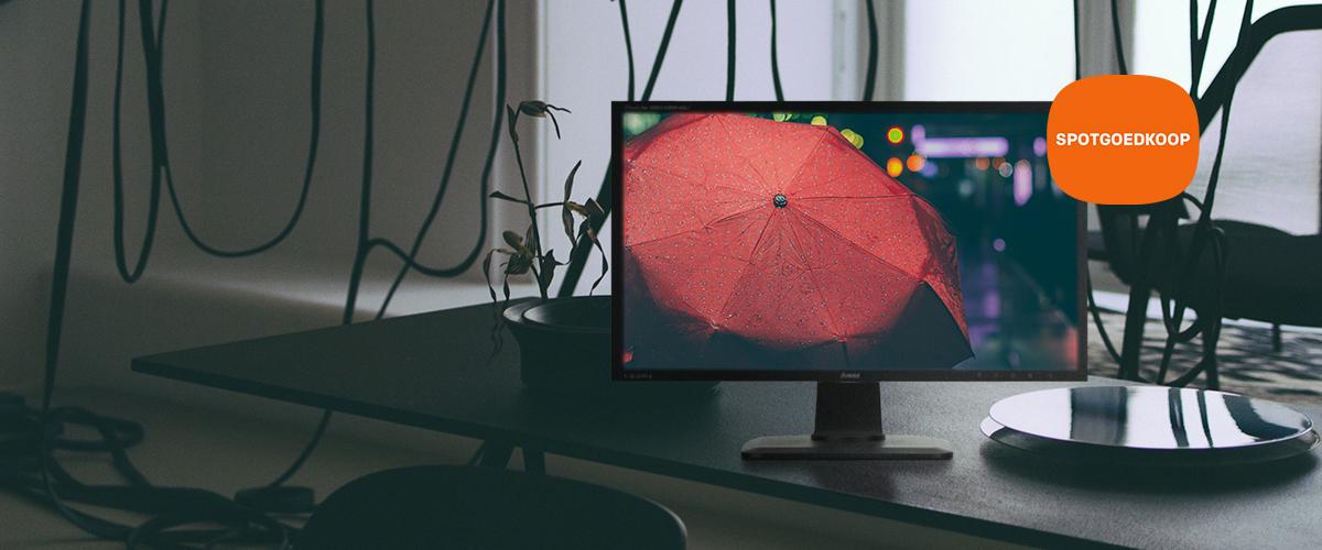Spotgoedkope iiyama monitoren