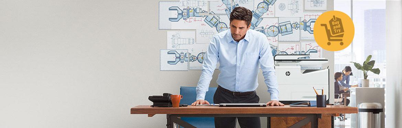De nieuwe HP PageWide printers - de toekomst van zakelijk printen