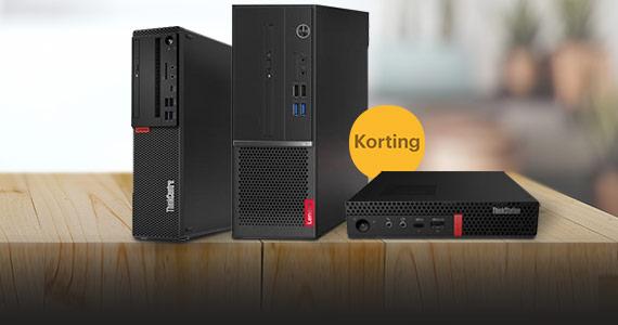 Lenovo pc-aanbiedingen