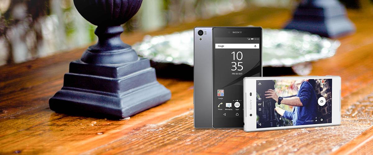 Nieuw: Sony Xperia Z5 serie
