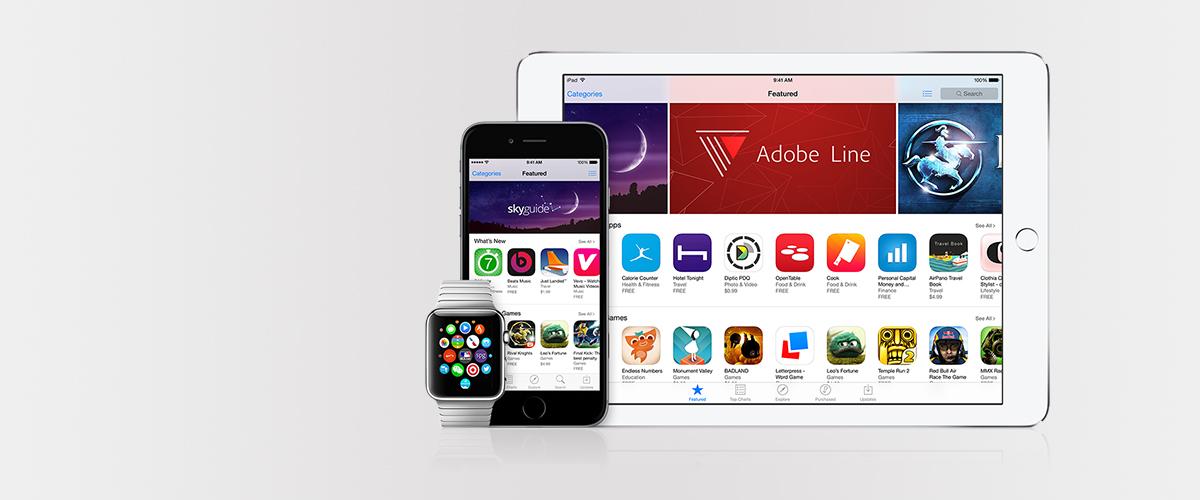 Allernieuwste Apple producten