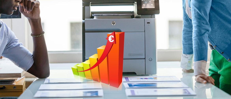 Profiteer nog snel - HP inkt en toner prijzen gaan met 10% omhoog per 1 juli 2016