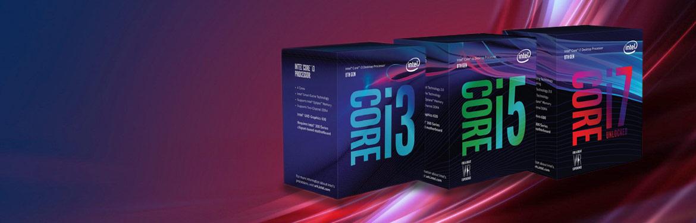 Intel introduceert Coffee Lake-generatie desktopprocessors