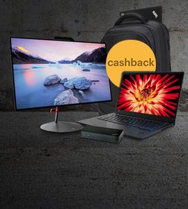 Lenovo cashback