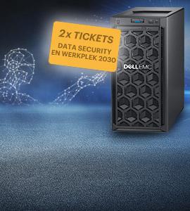 Aantrekkelijke korting op Dell PowerEdge servers voor het MKB