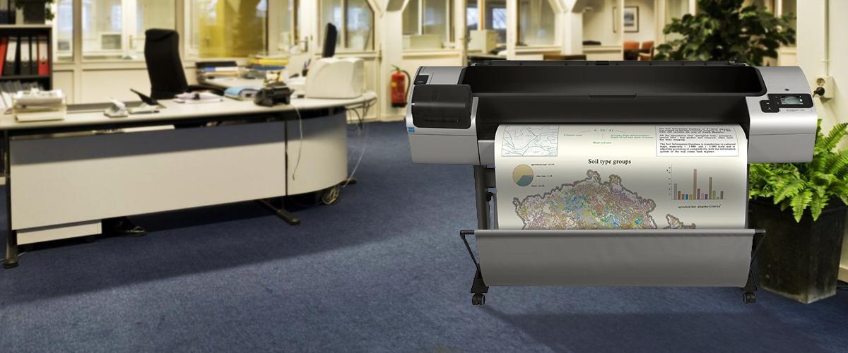 HP Designjet printers
