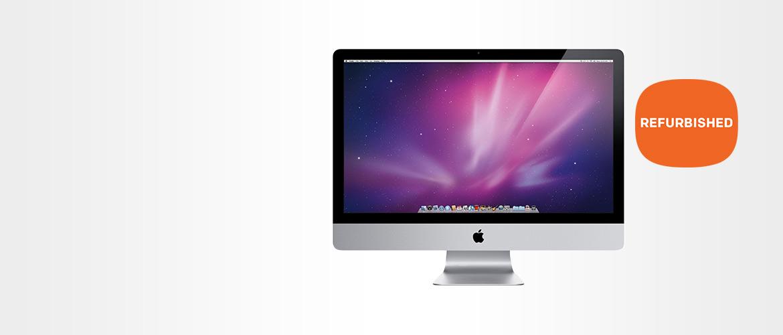 Refurbished iMacs