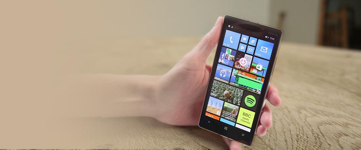 De Nokia Lumia 930 is in prijs verlaagd