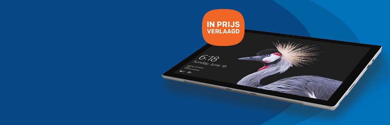 Microsoft Surface Pro aanbieding