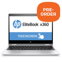 NIEUW: HP notebook X360 1020 G2