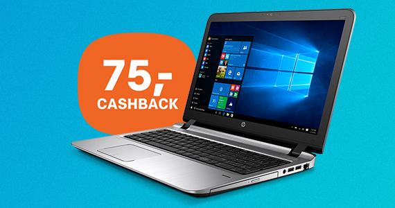 Best verkochte HP notebook in het MKB