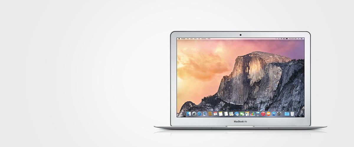 Uw persoonlijke MacBook Pro of MacBook Air