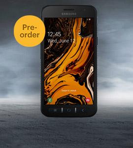 De nieuwe Samsung XCover 4s