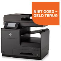 HP OfficeJet printers - Niet goed = Geld-terug-garantie