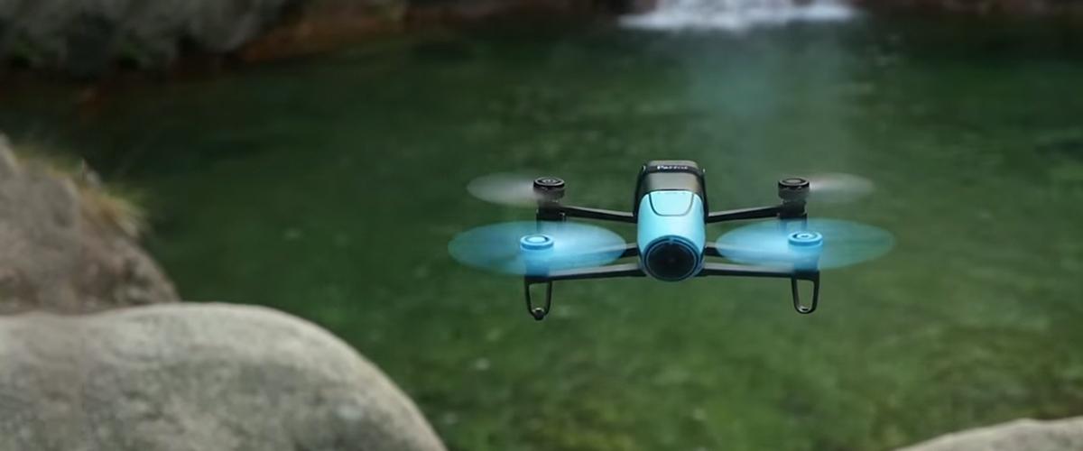 Nieuwe Recreatieve Parrot Drones