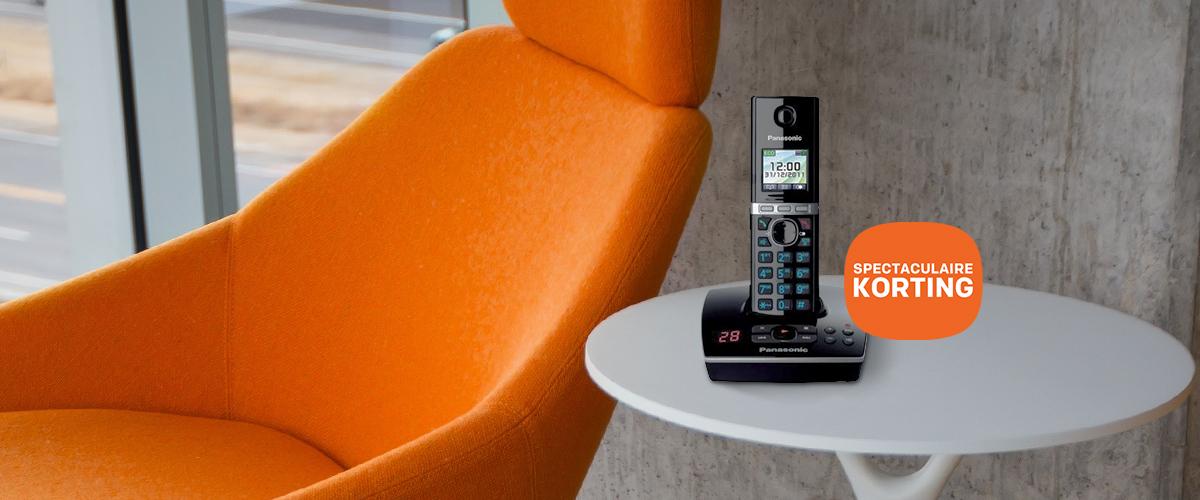 Panasonic DECT telefoons