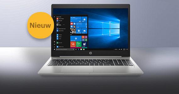 De veelzijdige nieuwe HP ProBook 400 G6 serie voor het MKB
