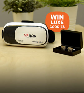 WIN luxe goodies