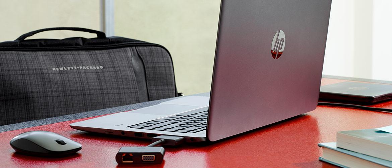 HP EliteBook 1040 G3 is een stijlvolle en zakelijk notebook