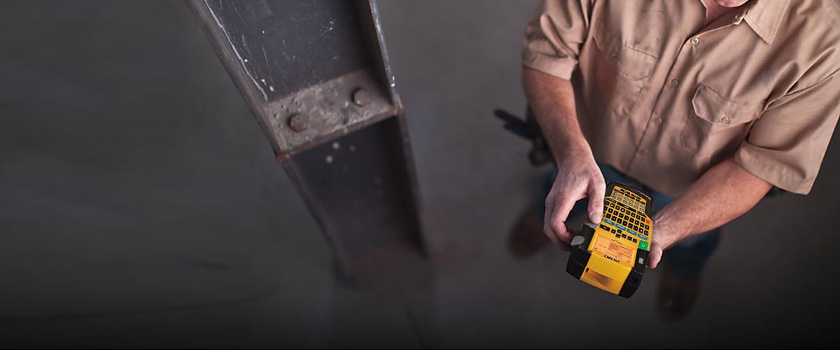 MEGA korting op de DYMO Rhino 4200 Kitcase