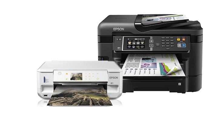 40,- cashback op Epson printers + inkt