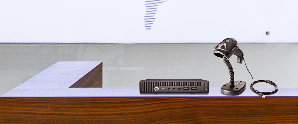 Pre-order nu HP MP9 G2 kassasysteem
