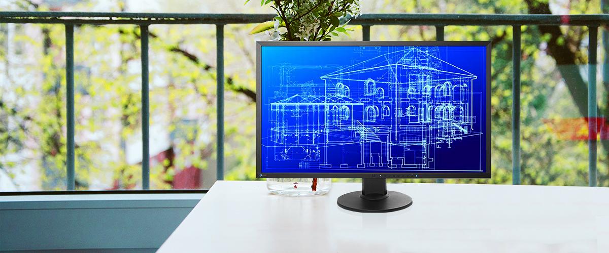 Nieuw: EIZO 4K Ultra HD-monitoren